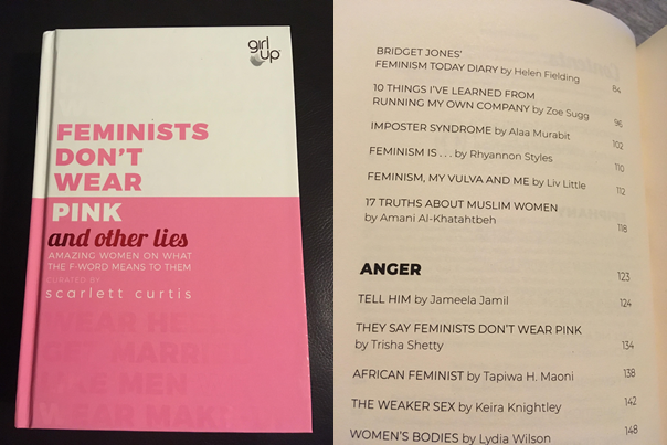 Feminists Don't Wear Pink and Other Lies book